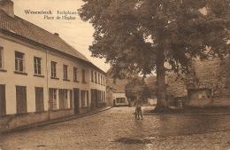 Wesembeek / Wezembeek : Kerkplaats - Wezembeek-Oppem
