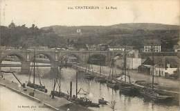 Réf : D-15-290 :   CHATEAULIN - Châteaulin