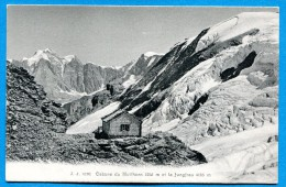 OV1.975, Cabane Du Mutthorn, Jungfrau, No6191 Non Circulée - BE Bern