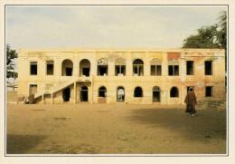 SENEGAL  DAGANA:  ANTICO FORTE COLONIALE     (NUOVA CON DESCRIZIONE DEL SITO SUL RETRO) - Senegal