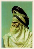 NIGER:   RITRATTO  DI  TUAREG       (NUOVA CON DESCRIZIONE DEL SITO SUL RETRO) - Niger