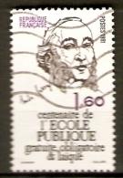 FRANCE    -   1981 .    Y&T N° 2167 Oblitéré.     Jules FERRY - France