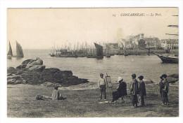 CONCARNEAU  LE PORT - Concarneau