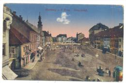 MARBURG Ad DRAU,MARIBOR, HAUPTPLATZ,did Not Travel - Slovenia