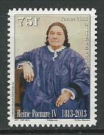 Frans Polynesie, Yv 1016 Jaar 2013, Gestempeld, Zie Scan - French Polynesia