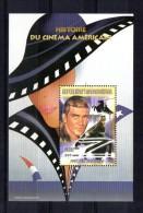 MADAGASCAR 1999 BF ** MNH Film Zoro Avec Antonio BANDERAS -  Histoire Cinema Americain, Escrime ; Fencing - Cinéma
