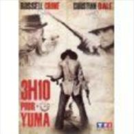 3:10 Pour Yuma James Mangold - Western / Cowboy