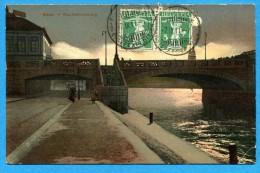OV1.983, Basel, Circulée 1911 - BS Bâle-Ville