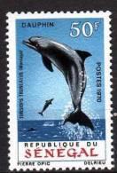 Sénégal N° 331 XX  Dauphin  Sans Charnière, TB - Senegal (1960-...)
