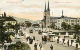 ALLEMAGNE(FREIBURG) TRAMWAY - Freiburg I. Br.