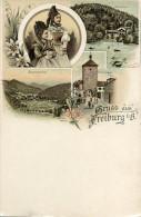 ALLEMAGNE(FREIBURG) GRUSS - Freiburg I. Br.