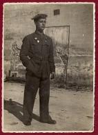 X° MAS FASCISMO MUSSOLINI R.S.I.....FOTOGRAFIA - 1939-45