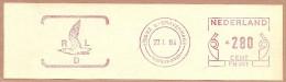 Nice Cut Meter RLD Bird 's-Gravenhage 27/1/1984 - Vogels