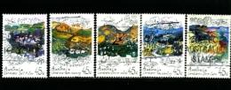 AUSTRALIA - 1992   LAND CONSERVATION  SET  FINE USED - Usati