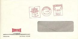 Firm Cover With Nice Meter ATLANTIC Ouwerkerk Oel, Rotterdam 1/6/1978 - Aardolie