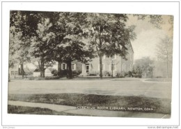Newton Cyrenius Library - Etats-Unis
