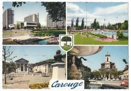 12134 -  Carouge Multivues (Format 10X15) - GE Genève