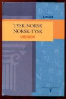 Dictionnaire Germano Norvégien Tysk-Norsk Ordbock - Langues Scandinaves