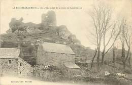 Réf : D-15-301 :   LA ROCHE MAURICE   COLLECTION ANDRIEU EDITEUR  MORLAIX  N° 161 - La Roche-Maurice