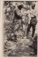 NAUROY-SOLDATS ALLEMANDS-EPOUILLAGE-RESERVESTELLUNG-PHOTO  ALLEMANDE - France