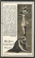 DP. CELESTINE VAN DEVELDE - ERWETEGEM 1836-1917 - Religione & Esoterismo