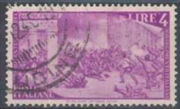 ITALIA REPUBBLICA - US 1948 (CATALOGO N.° 581) (2191) - 6. 1946-.. Repubblica