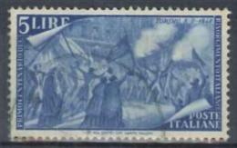 ITALIA REPUBBLICA - US 1948 (CATALOGO N.° 582) (2190) - 6. 1946-.. Repubblica