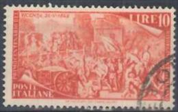 ITALIA REPUBBLICA - US 1948 (CATALOGO N.° 585) (2633) - 6. 1946-.. Repubblica