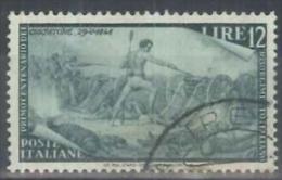 ITALIA REPUBBLICA - US 1948 (CATALOGO N.° 586) (2640) - 6. 1946-.. Repubblica