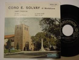 Coro Ernesto Solvay Di Monfalcone, Canti Triestini - Parlophon 3001 - Italy - Gospel & Religiöser Gesang