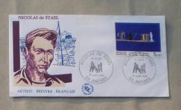 FDC  NICOLAS DE STAEL   1985      0180 - FDC