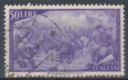 ITALIA REPUBBLICA - US 1948 (CATALOGO N.° 590) (772) - 6. 1946-.. Repubblica