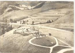 """Photo Ancienne """"Monument à La Mémoire Des Français Mort Pendant L'insurrection Slovaque De 1944""""  - 1969 - Lieux"""