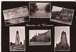 Groeten Uit WOUMEN Bij Diksmuide  Echte Foto 1967 Uitg. De Bruyne Sprl Lutte Genappe Re 628/2 - Diksmuide