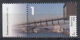 Nederland - Uitgiftedatum 30 Maart 2015 – Bruggen In Nederland  - Zouthavenbrug In Amsterdam - MNH/postfris - Bruggen