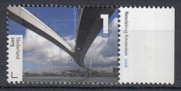 Nederland - Uitgiftedatum 30 Maart 2015 – Bruggen In Nederland  - Nesciobrug In Amsterdam - MNH/postfris - Bruggen