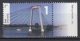 Nederland - Uitgiftedatum 30 Maart 2015 – Bruggen In Nederland  - Tuibrug In Heusden - MNH/postfris - Bruggen