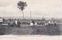 DOUANES - DOUANIERS - DOUANE - 2e ESCADRON DU 5e REGIMENT DE HUSSARDS A LA FRONTIERE - ANIMATION - Douane