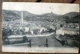 ST AFFRIQUE Vue Generale - Saint Affrique