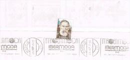 Fragmento Rodillo MADRID 1984. Imagen IBERMODA. Moda - 1931-Hoy: 2ª República - ... Juan Carlos I