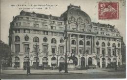 Paris - Place Saint-Augustin - Le Cercle Militaire - Animé - Paris (08)