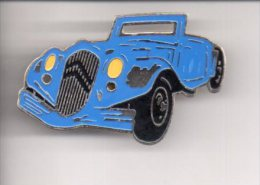 REF XXX Pin´s Badge Pin Citroen Traction Cabriolet - Transports