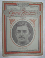 WW I-14/18:LA GUERRE AERIENNE ILLUSTREE.1918.VICTOIRES ANGLAISE-FRONT ITALIEN.AVIONS de CHASSE..LUFBERY...Etc..