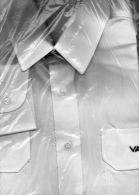 VARIG AIRLINES -  CHEMISE D´ UNIFORME  (Manches Courtes)   Neuve Encore Sous Plastique D´origine . Taille 39 - Sonstige