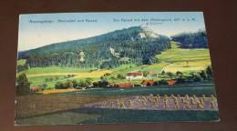 Riesengebirge Hermsdorf Bei Kynast 1923 #AK5417 - Schlesien