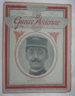 WW I-14/18:LA GUERRE AERIENNE ILLUSTREE.1918.AVIATION ALLEMANDE.ADJUDANT PILLON.RABATEL..Etc..