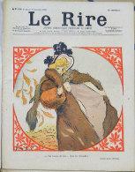 1899-1900 Journal Le Rire 25 num�ros+2 Le sourire illustr�s par L�andre-Wilette-Cappello-Meunier-Faivre-Gerbault-Caran d