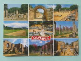 OLYMPIE - Athlétisme