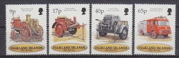 Falkland Islands 1998 Fire Service 4v ** Mnh (20488) - Falklandeilanden