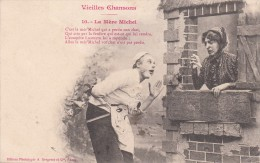 """BRGERET - Vielles Chansons  """" La Mére Michel """" - Bergeret"""